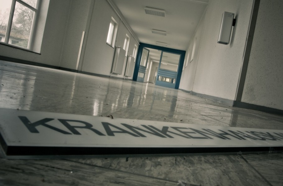 Pflegenotstand in der Fabrik Krankenhaus